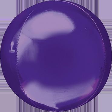 Purple Orbz 15in/38cm x 16in/40cm