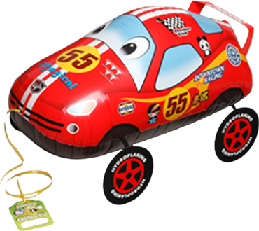 Racing Car Airwalker 20in/50cm