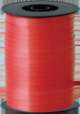 Red Curling Ribbon 5mm x 500m