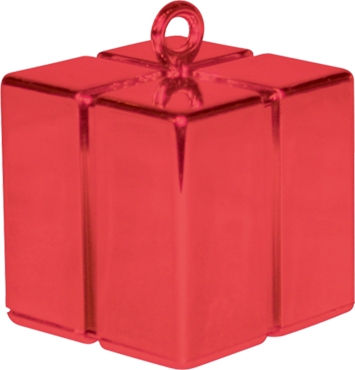 Red Gift Box Weight 110g 62mm