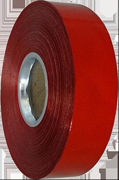 Red Metallic Curling Ribbon 31mm x 100m