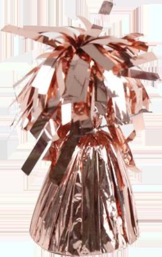 Rose Gold Foil Weight 150g 62mm