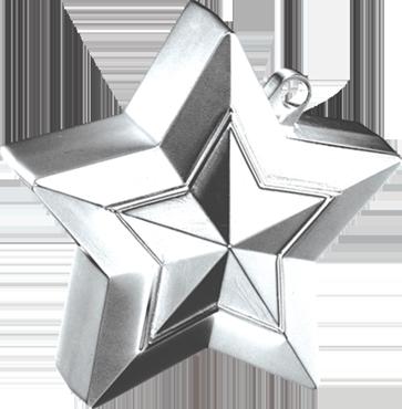 Silver Star Weight 150g 62mm
