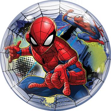 Spider-Man Web Slinger Single Bubble 22in/55cm