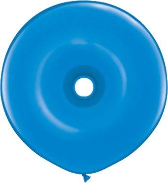 Standard Dark Blue GEO Donut 16in/40cm