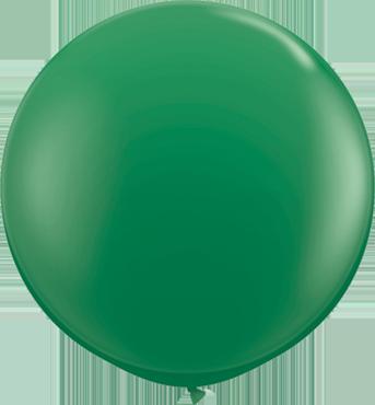 Standard Green Latex Round 36in/90cm