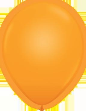 Standard Orange Q-Lite Latex Round 11in/27.5cm