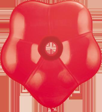 Standard Red GEO Blossom 16in/40cm