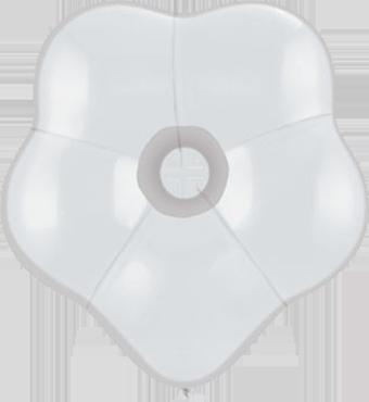 Standard White GEO Blossom 6in/15cm