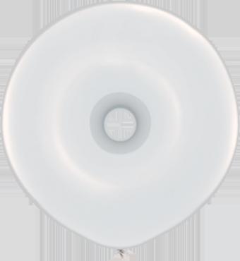 Standard White GEO Donut 16in/40cm