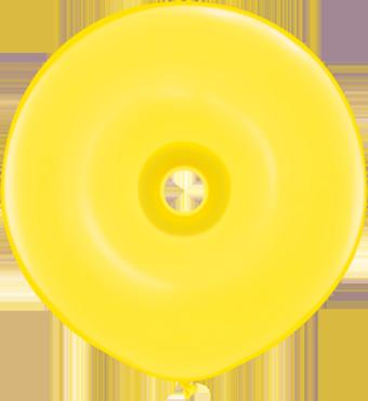 Standard Yellow GEO Donut 16in/40cm