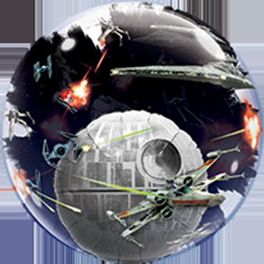 Star Wars Death Star Double Bubble 24in/60cm