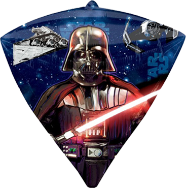 Star Wars Diamondz 15in/38cm x 17in/43cm