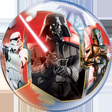 Star Wars Light vs Dark Sides Air Bubble 12in/30cm