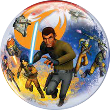 Star Wars Rebels Single Bubble 22in/55cm