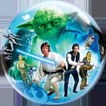 Star Wars Single Bubble 22in/55cm
