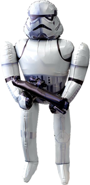 Star Wars Storm Trooper Airwalker 52in/132cm