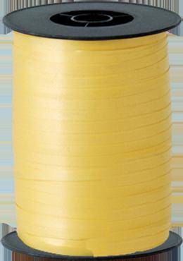 Sunshine Yellow Curling Ribbon 5mm x 500m