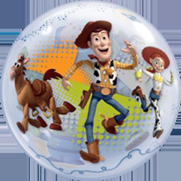 Toy Story Single Bubble 22in/55cm