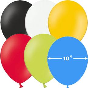 Belbal 10 inch Latex Ballonnen