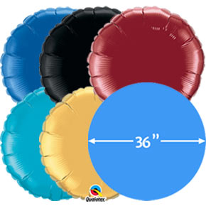 36 inch Folieballonnen Rond