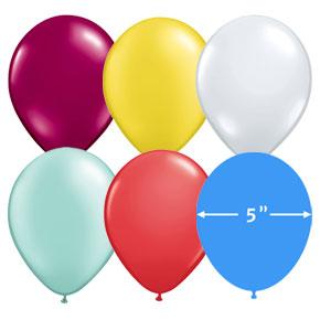 5 inch Latex Ballonnen