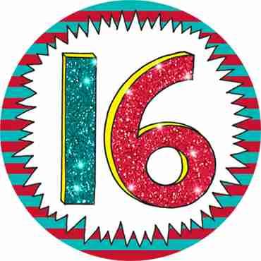 16 Wow Badge