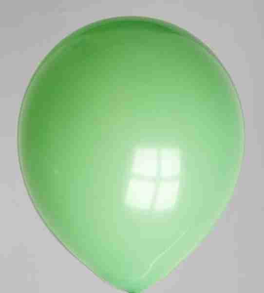 ballon 30cm donkergroen