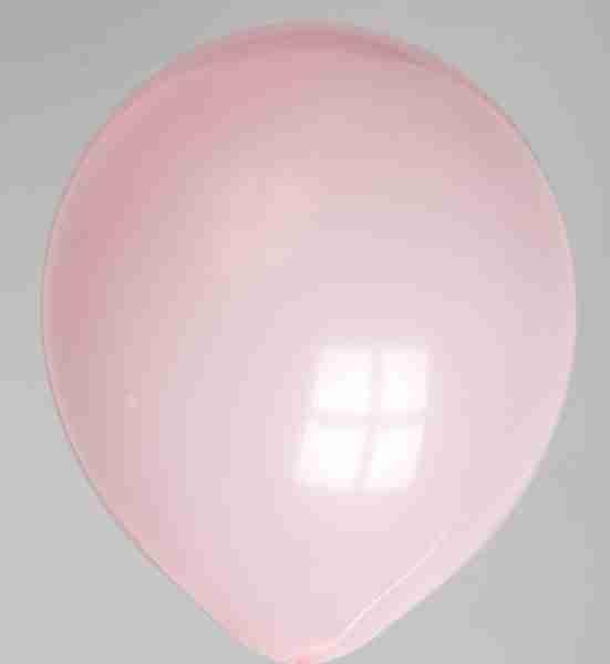 ballon 30cm rose