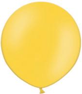 ballon 90cm metallic geel