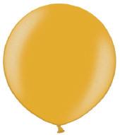ballon 90cm metallic goud
