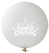 Ballon 90cm Transparant Grand Opening