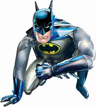 Batman Airwalker 36in/91cm x 44in/111cm