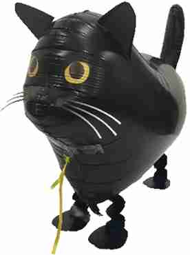 Black Cat Airwalker 22in/57cm