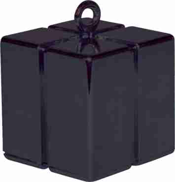 Black Gift Box Weight 110g 62mm