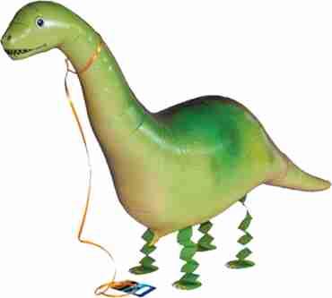 brontosaurus airwalker 45in/114cm