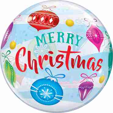 Christmas Ornaments Single Bubble 22in/55cm