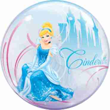Cinderella Royal Debut Single Bubble 22in/55cm