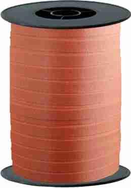 Coral Curling Ribbon 5mm x 500m