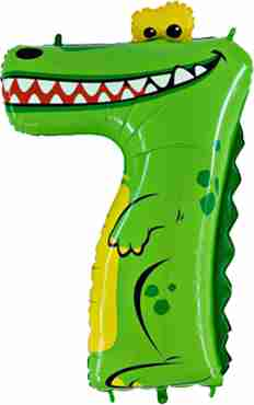 Crocodile Number 40in/100cm
