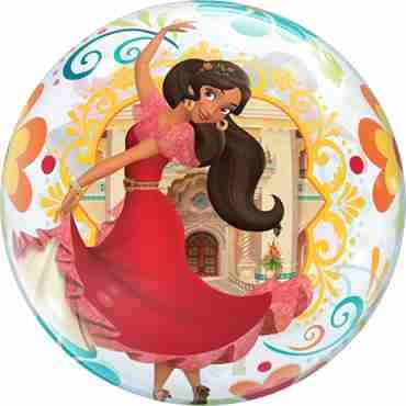 Disney Elena of Avalor Single Bubble 22in/55cm
