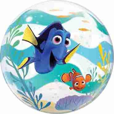 Disney Pixar Finding Dory Single Bubble 22in/55cm