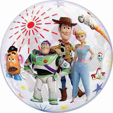 Disney Pixar's Toy Story 4 Single Bubble 22in/55cm