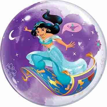Disney Princess Jasmine Single Bubble 22in/55cm