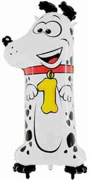 Dog Number 40in/100cm
