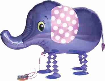 Elephant Airwalker 24in/60cm
