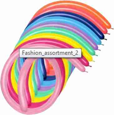 Fashion Assortment 160S