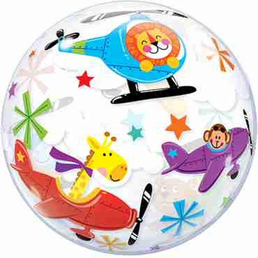 Flying Circus Single Bubble 22in/55cm