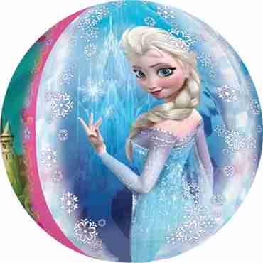 Frozen Orbz 15in/38cm x 16in/40cm