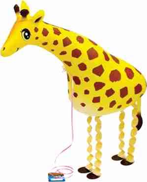 giraffe airwalker 28in/70cm